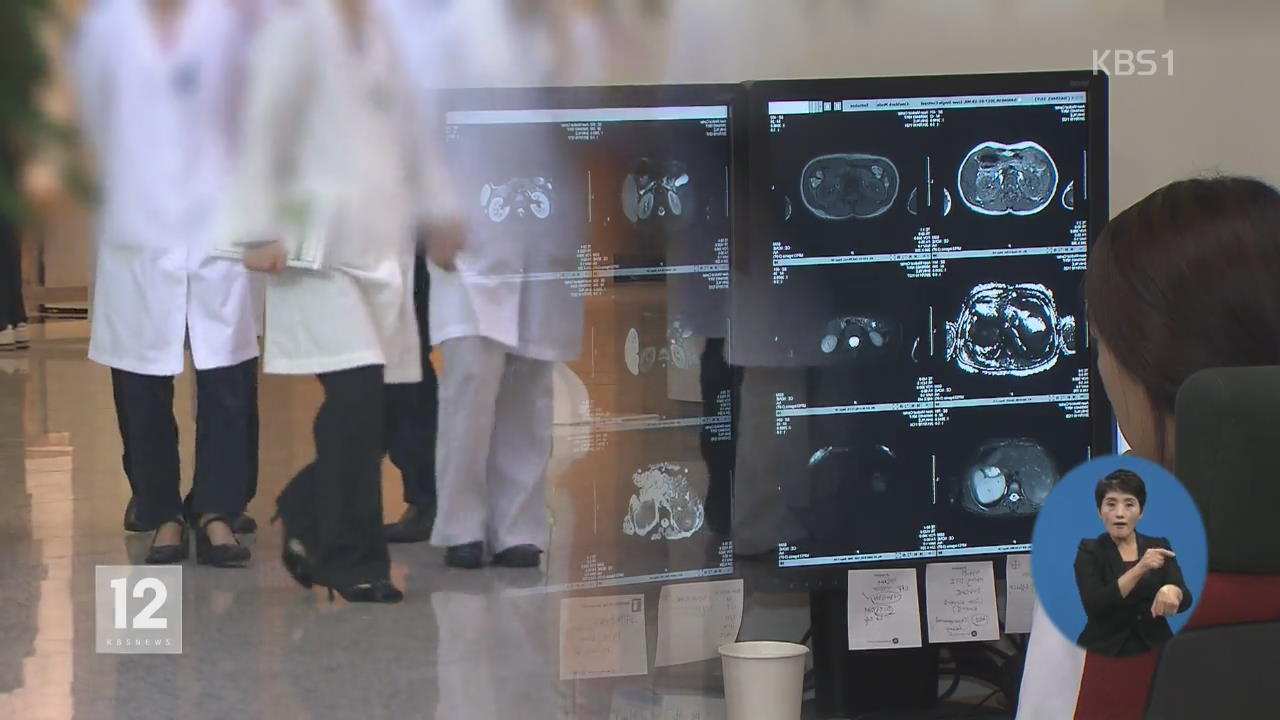 'CT·MRI 판독'에도 인공지능 활용