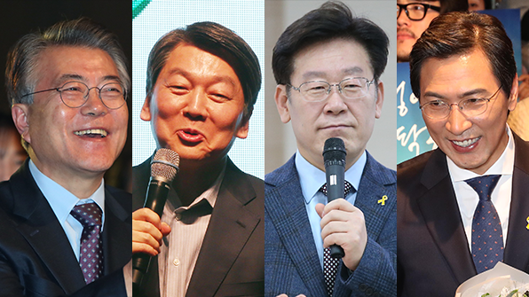 야권 대선 주자들 정국 구상·정책 행보 등