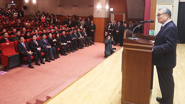 자유한국당, 서울 지역 핵심당원 연수 실시