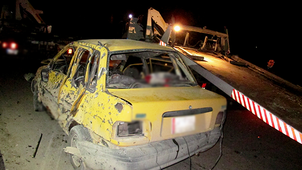 바그다드서 IS자처 폭탄테러 100여명 사상