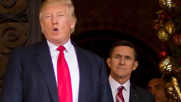 """트럼프 """"플린 러시아 제재해제 논의안했다면 내가 지시"""""""