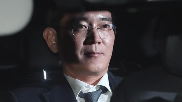 이재용 삼성전자 부회장 구속…박상진 사장 영장 기각