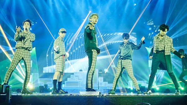 샤이니, 3월 북미 4개 도시 첫 투어 공연