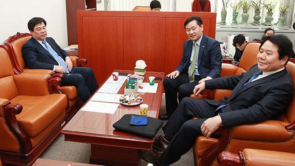 민주당 빠진 3당 원내수석 회동…국회 정상화 불발