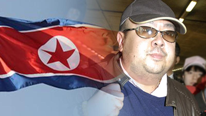 """""""김정남 시신 인도해달라"""" 北-가족 줄다리기"""