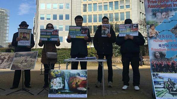 """유럽 탈북민 단체 """"EU, 北 해외노동자 송출 차단해야"""""""