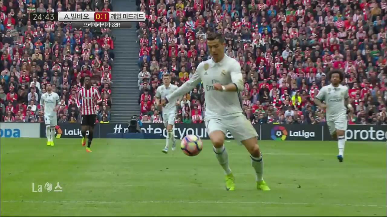 안방불패를 깰 레알 마드리드 해결사는?