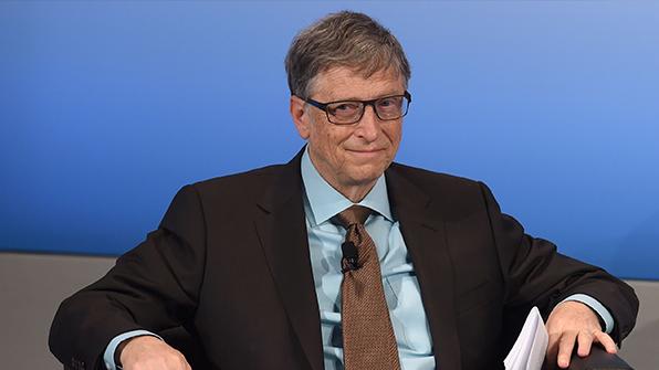 빌 게이츠, 4년 연속 세계최고 부자