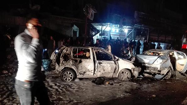 바그다드 남부서 차량폭발 테러…최소 23명 사망