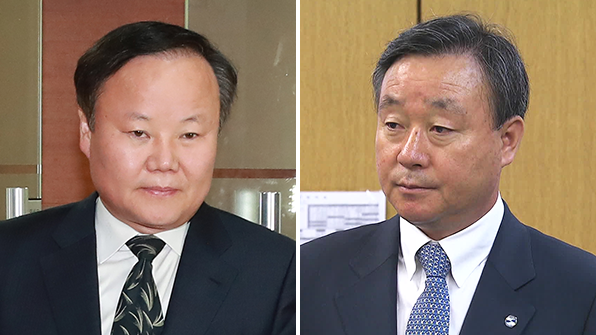 한국당, 상주군위의성청송 후보로 김재원·박영문 압축