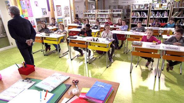 [특파원 리포트] 프랑스  대선후보들…초등생 질문에 당황한 이유는?