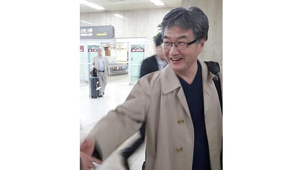 조셉 윤 美 6자수석 대표, 대선주자와 잇따라 회동