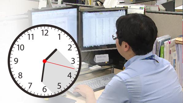근로시간 단축안, 경제계는 '신중'·노동계는 '당연'