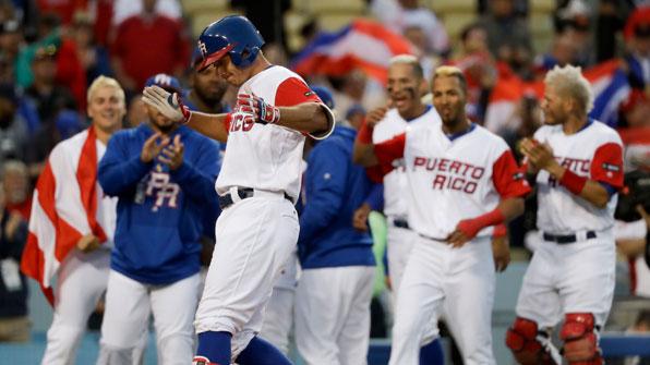 푸에르토리코, 혈전 끝 네덜란드 제압…결승 진출