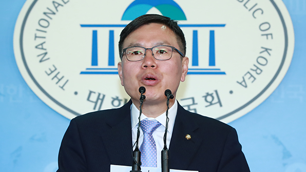 """한국당 """"문재인 아들 취업 특혜 의혹 진상 밝혀야"""""""