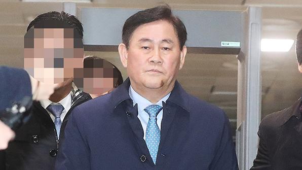 """한국당 """"최경환, 재판 결과 따라 추가 징계 여부 결정"""""""
