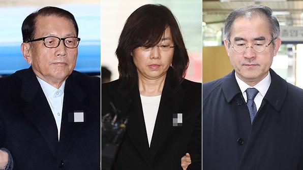 '문화·예술계 블랙리스트' 의혹, 다음 달 초부터 정식 재판