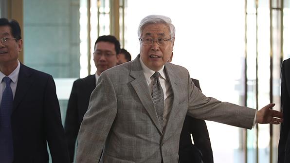 중국 前외교차관 방한…민관 만나 '사드·북핵' 논의