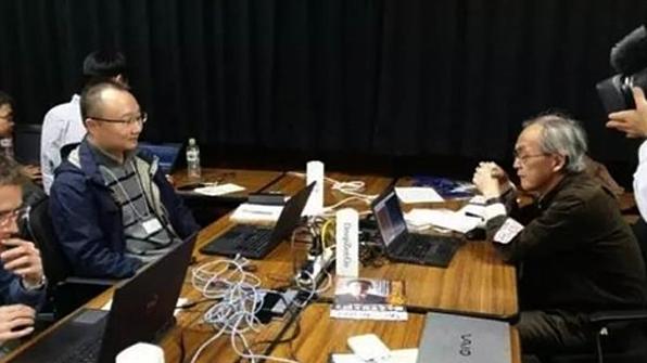 中 인공지능 '줴이', 세계 컴퓨터 바둑대회 우승