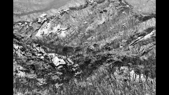 [취재후] 해발 650미터에서 열린 사진전