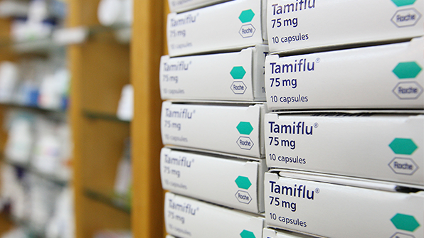타미플루 복용 소아·청소년 신경정신계 이상 반응