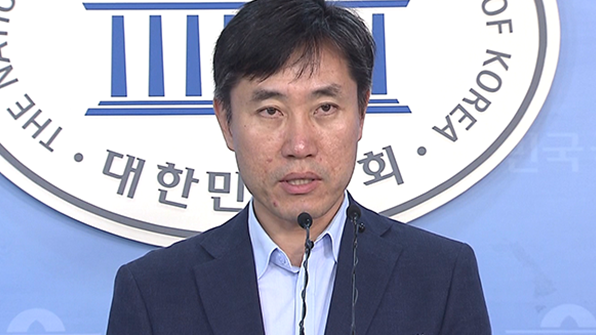하태경, '文 아들 특혜채용' 무고죄로 맞고소