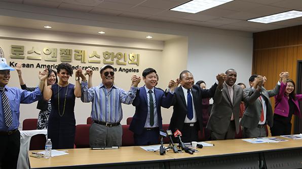 """LA폭동 25주년 평화대행진 열린다…""""아픔 씻어내길"""""""