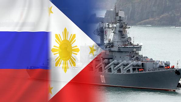 러시아 군함, 필리핀 또 입항…방위협력 '박차'