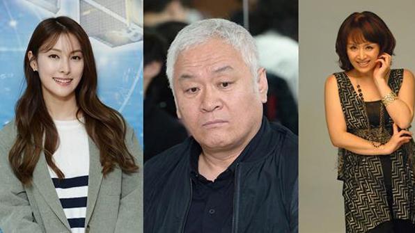 박규리-고인범-박해미, '무궁화꽃이 피었습니다'