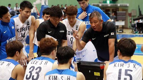 남자농구대표팀 12명 선발…이종현·강상재 등 발탁