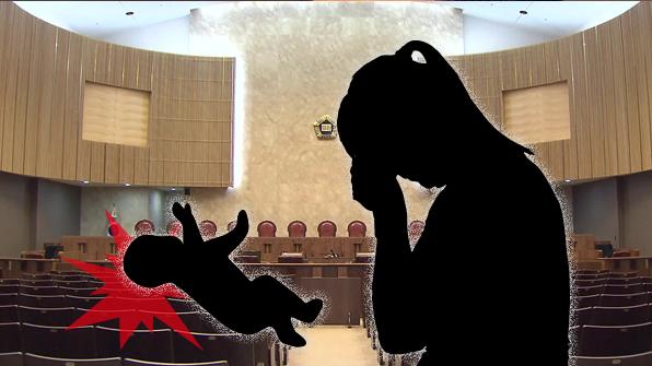 '형부 성폭행'으로 낳은 아들 살해한 20대 여성, 2심도 징역 4년