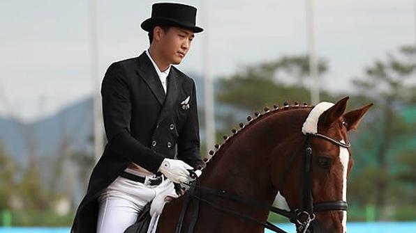 '음주폭행' 김동선, 솜방망이 징계 후 국내 대회 버젓이 출전