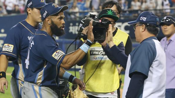 NC 김경문 감독이 본 테임즈의 MLB 성공 비법은?