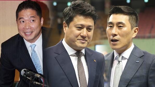 현주엽·이상민·문경은…'오빠들이 감독됐다'
