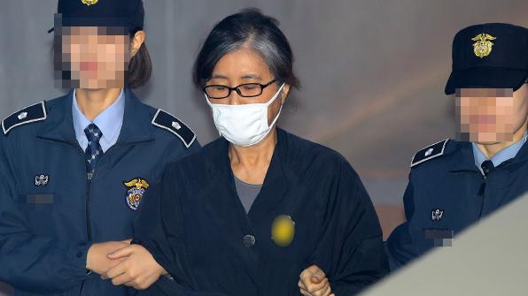 """""""특검법은 위헌""""…최순실, 헌법소원 제기"""