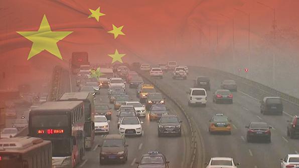 中 등록 차량 3억 대 돌파…교통 체증 심화 우려