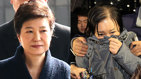 """특검 """"박 전 대통령, 최순실 언니 통해 입국 종용"""""""