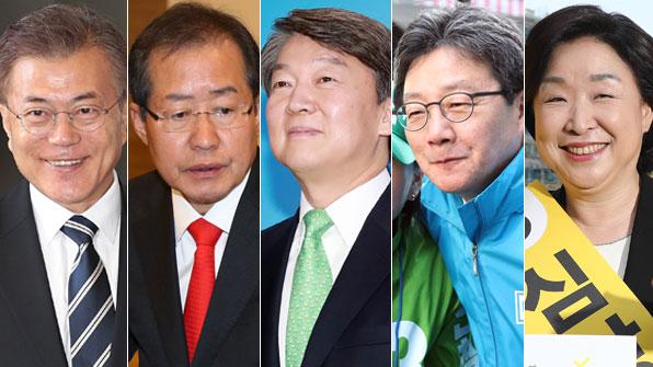 대선후보, 공약 발표 지지 호소…전국 돌며 총력 유세