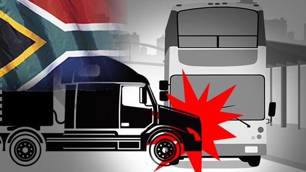 남아공서 버스 사고로 어린이 최소 20명 사망