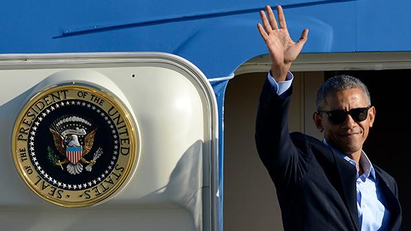 오바마, 내주 '정치적 고향' 시카고에서 첫 공개행사