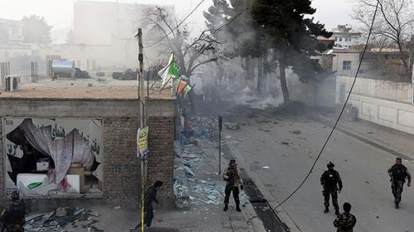 탈레반, 아프간 정부군에 보복공격…최소 50명 숨져