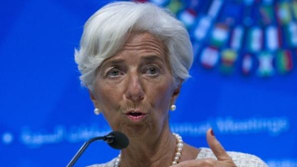 """IMF 총재 """"부패와의 전쟁이 브라질 강하게 만들 것"""""""