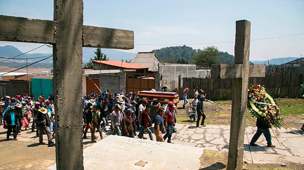 멕시코 1분기 피살자 5천775명…20년래 최다