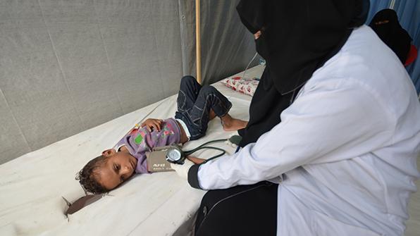 예멘 콜레라 사태 악화…감염자 2만명 넘어