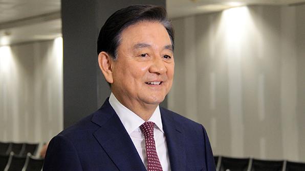 홍석현 방미 사흘째…상하원 군사위원장에 대북정책 설명