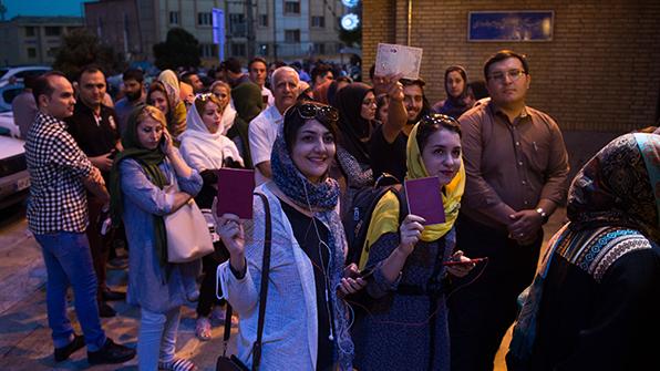 이란 대선 투표 자정께 종료…마감시간 3차례 연장