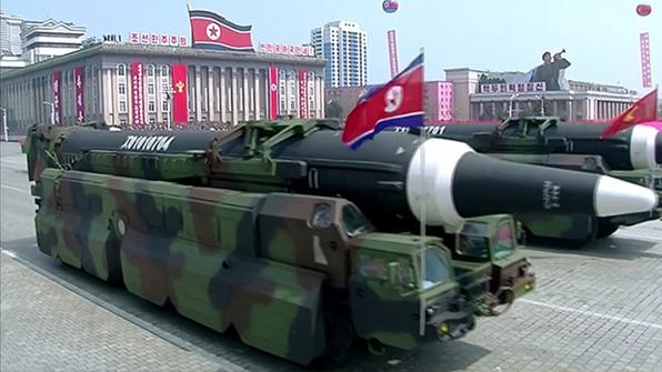 """北 외무성 """"핵 억제력 다지는 노력 더욱 강화될 것"""""""