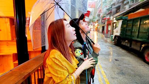황보의 리얼시크릿 '홍콩'