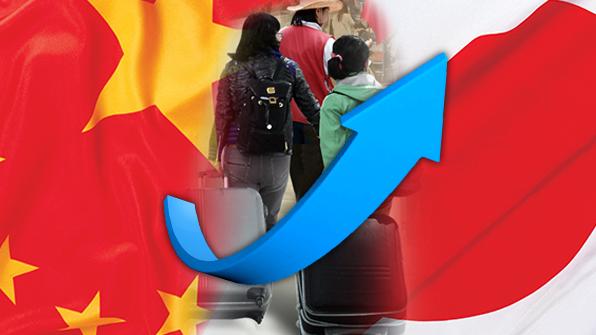사드 탓에 中 대신 日 택한 한국 관광객…일본 여행 작년보다 56.8% ↑