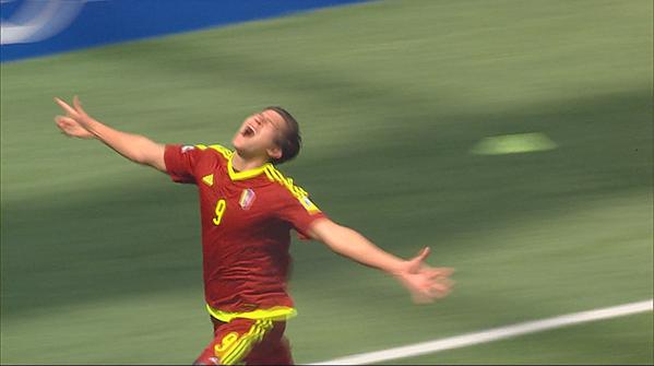 [U20월드컵] 대회 첫 골의 주인공, 베네수엘라의 페냐!